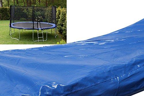 Trampolin PVC Federabdeckung, Randabdeckung, 2,5m Durchmesser, ca. 27cm breit und 2cm dick, UV beständig