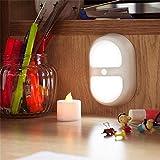 Luce Notturna LED,Con sensore di luce e sensore di movimento, per Stanza dei Bambini, Camera da Letto, Corridoio, Armadio