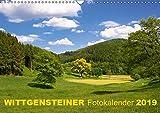 Wittgensteiner Fotokalender 2019 (Wandkalender 2019 DIN A3 quer): Impressionen aus dem Wittgensteiner Land (Monatskalender, 14 Seiten ) (CALVENDO Natur)