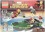 LEGO Super Heroes Iron Man Extremis Sea Port Battle (76006)