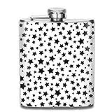 Fs ace Stars Classic Flask - 7oz Flask