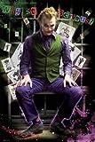 1art1® 42616 - Póster del Joker