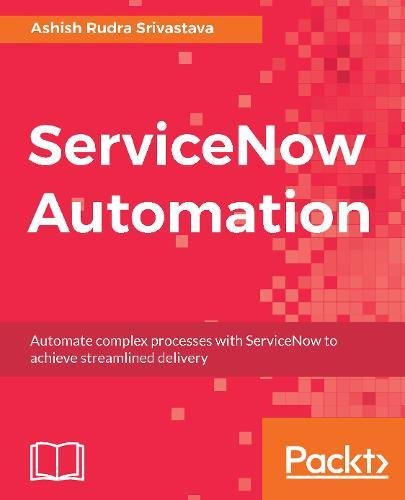ServiceNow Automation: Automate complex processes with ServiceNow to achieve streamlined delivery