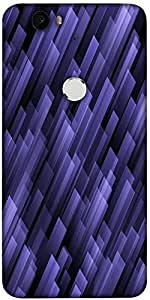 Snoogg Abstract Violet Background Designer Protective Back Case Cover For Lg ...