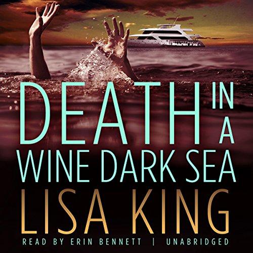 Death in a Wine Dark Sea  Audiolibri
