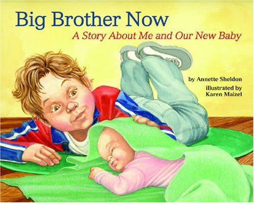 Big Brother Now: A Story about Me and Our New Baby por Annette Sheldon