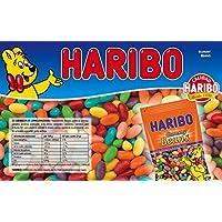 Haribo Gummy Beans Caramelos Grageados - 1000 gr