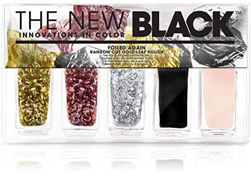 Le nouveau noir Specials déjoué Nouveau Vernis à ongles – Lot de 3