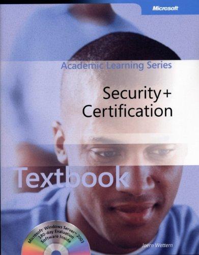 ALS Security+ Certification: WITH Lab Manual por ALS