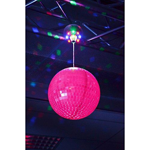 Beamz 151.340Zifferblatt Rotation Disco–Disco-Zubehör Spiegel, Spiegel)