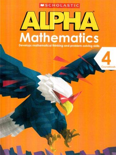 Alpha Mathematics Course Book Class - 4