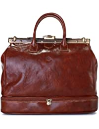 berba Bern 810 Attaché case en brun