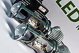 #9: UGLARE - iPHCAR G6 35W H4 mini Bi LED Projector lens