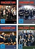 Chicago Fire - Staffel Eins bis Vier im Set - Deutsche Originalware [24 DVDs]