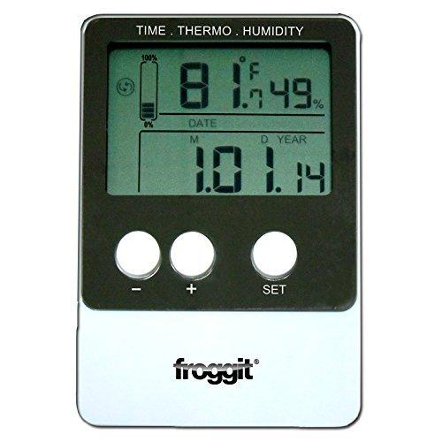 DS300 USB Datenlogger Froggit Temperatur Luftfeuchtigkeit Raumklima Data Logger