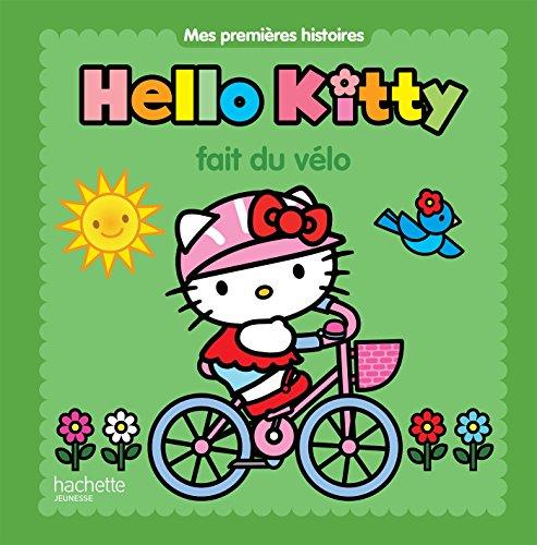 Hello Kitty fait du vélo par Alexandre Giraud