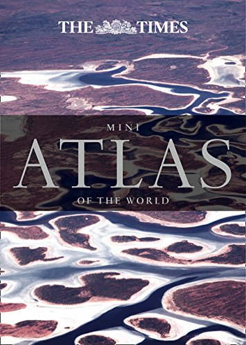 The Times Mini Atlas of the World Cover Image