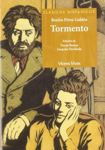 Tormento (Clásicos Hispánicos) - 9788468200804