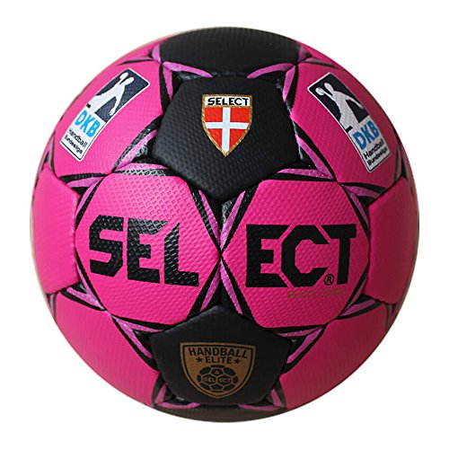 Select Handball Bad Girl Elite, pink/schwarz