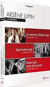 Coffret Arsène Lupin, la trilogie