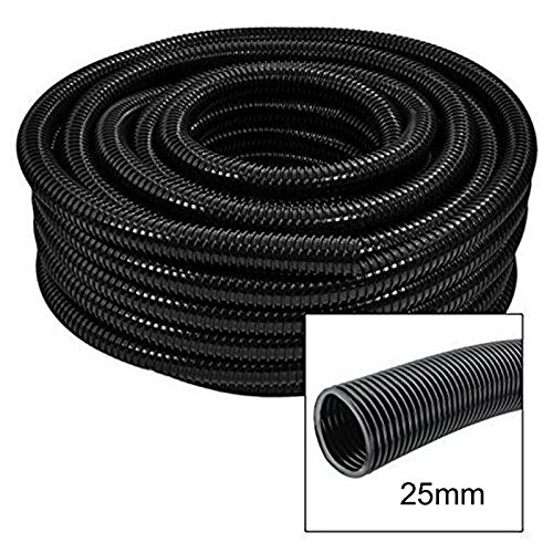 first4spares-20-metre-1-25mm-premium-quality-flexible-fish-pond-flexi-pipe
