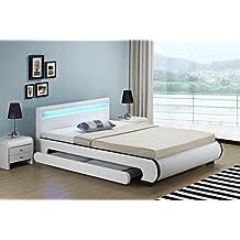 lit tiroir 140x190. Black Bedroom Furniture Sets. Home Design Ideas