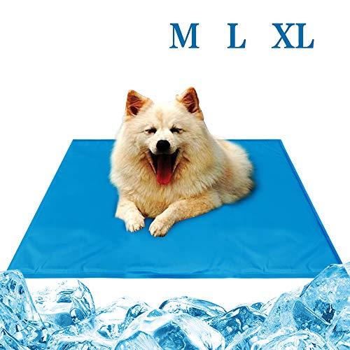 Seekavan tappeto refrigerante per cani gatti, tappetino rinfrescante in gel (l (90 * 50cm))
