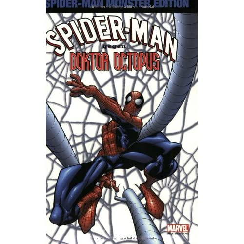 Spider-Man gegen Dr. Octupus.