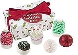 Bomb Cosmetics Christmas Ballotin Handmade Gift Pack