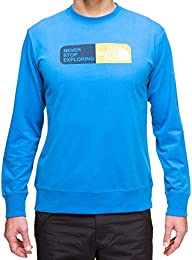 camiseta manga larga the north face