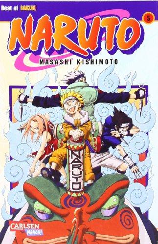Naruto, Band 5