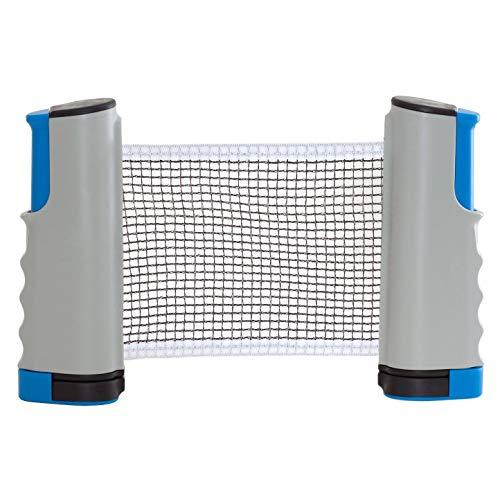 iheyfill Tischtennisnetze,Einziehbares Tisch Tennis Netz Ping Pong net, Tischtennis Netze - Einstellbare Länge 175 (max) x 14,5cm (Net Table Tennis Ping Pong)