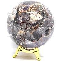 Heilung Kristalle Indien® Amethyst Ball Supreme Lila Farbe brasilianisches Kristall Kugel Chevron Eye Of Heaven... preisvergleich bei billige-tabletten.eu