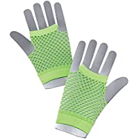 Bristol Novelty Fishnet Gloves. Short (costume Accessories) - Female - One Size