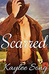 Scarred: (BBW Western Romance) (Under Open Skies series Book 1) (English Edition)