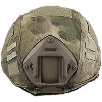 Camuflaje táctico casco, diseño de y rápido MICH casco, hombre, Ruins