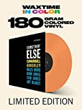 Somethin' Else (Limited Edt.Orange Vinyl)