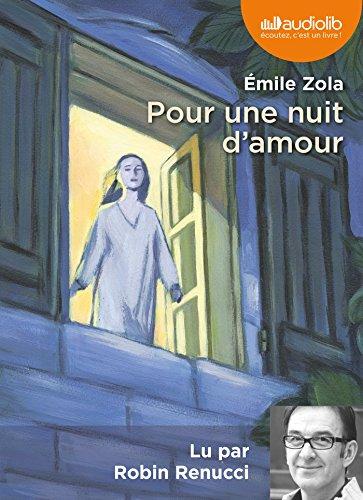 Pour une nuit d'amour (cc) - Audio livre 2CD AUDIO