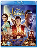 Aladdin Live Action  2019 [Blu-ray] [Region Free]