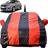 Autofact Car Body Cover for Maruti Swift (2005 to 2017) with Mirror
