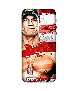 chnno john cena 3d Printed Back Cover For Apple iPhone 6s