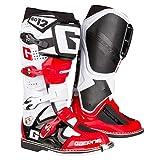 Gaerne Motocross-Stiefel SG 12 Rot Gr. 41