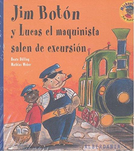 Jim Botón y Lucas el maquinista salen de excursión