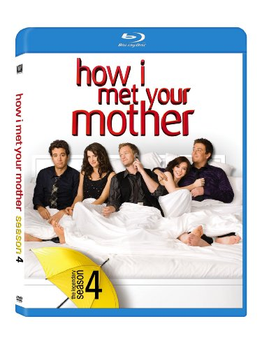 How I Met Your Mother: Season 4 [Blu-ray], DVD/BluRay