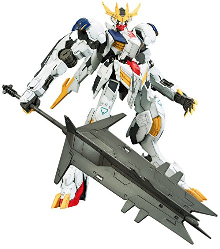BANDAI IBO Iron Blood Orphans GUNDAM BARBATOS LUPUS REX 1/100 sacale Full Mechanics Plastic Model Kit