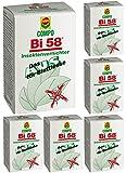 Oleanderhof® Sparset: 6 x COMPO Bi 58 Konzentrat, 30 ml + gratis Oleanderhof Flyer