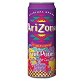 Arizona Fruit Punch with all natural flavours 1x 680ml inkl. DPG-Pfand