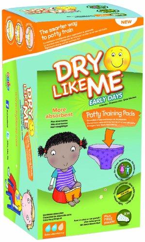 Dry Like Me Early Days Potty Training