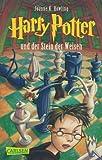 Harry Potter und der Stein der Weisen von Joanne K. Rowling