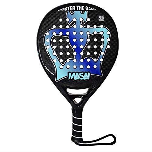 Black Crown Masai - (Padel - Pop Tennis - Plattform Tennis - Paddeltennis)